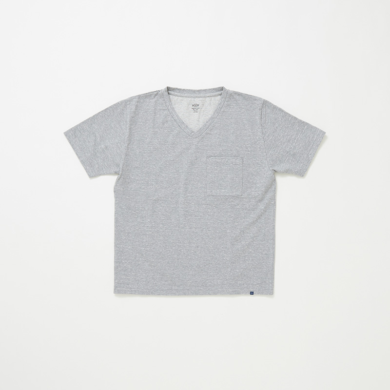 V/N SUPERHEAVYPOCKET TEE