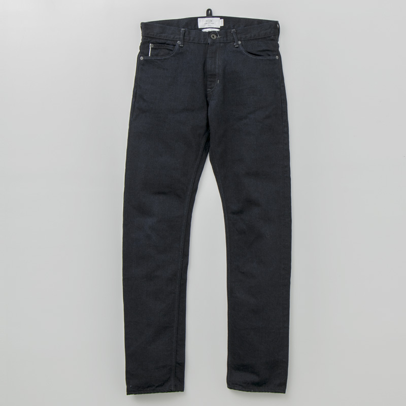 SELVAGE DENIM TAPERED PT#2
