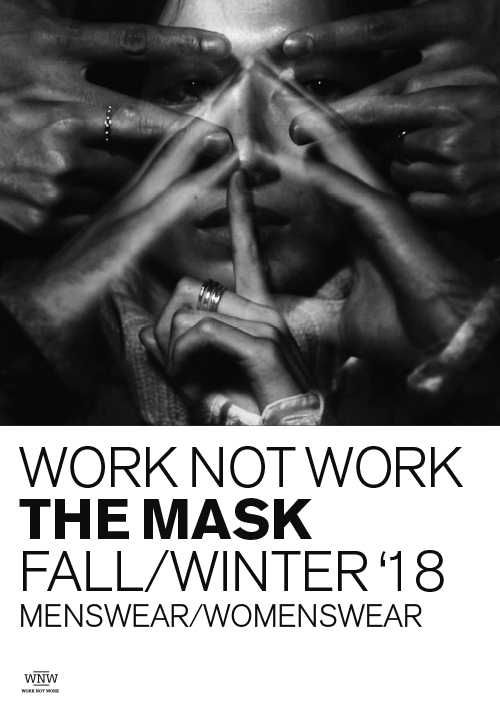 THE MASK FALL/WINTER'18 MENSWEAR/WOMENSWEAR