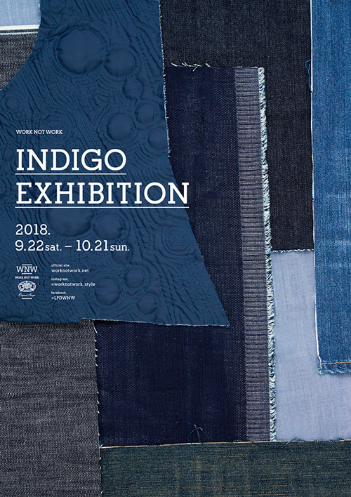 INDIGO EXHIBITION